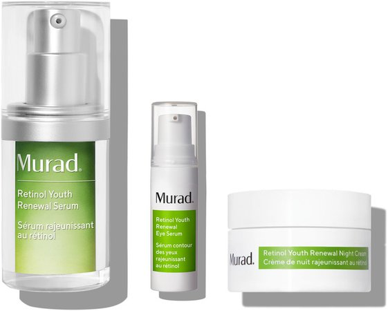Youth Renewal Retinol Discovery Set