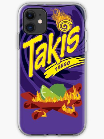 Takis phone case