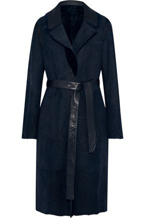 Lacon reversible shearling coat | YVES SALOMON | Sale up to 70% off | THE OUTNET