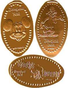 souvenir pennies