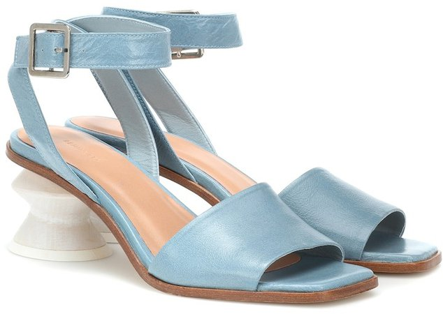 Sonia leather sandals