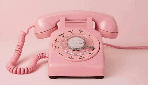 pink telephone - Google Search