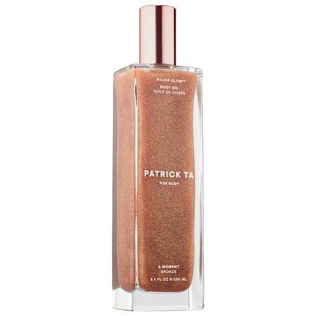 Major Glow Body Oil - PATRICK TA | Sephora