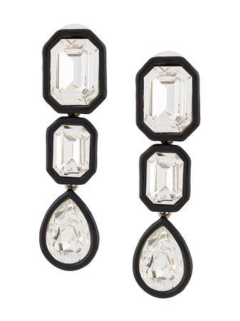 Racil Sugar Crystal Earrings - Farfetch