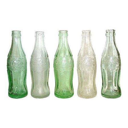green glass bottle png filler soda