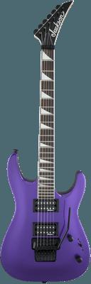 JS Series Dinky Arch Top JS32 DKA Pavo Purple Electric Guitar | Eusica | Music Store