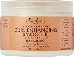 SheaMoisture Coconut & Hibiscus Curl Enhancing Smoothie | Ulta Beauty