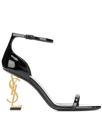 Saint Laurent Opyum 80 sandals - FARFETCH