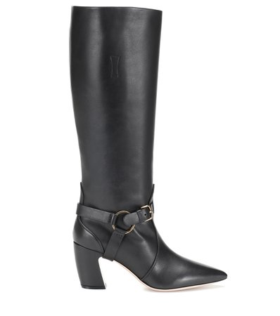 Miu Miu, Leather boots