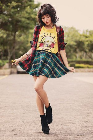 spring grunge style - Google Search