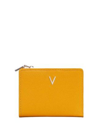 Violeta BY MANGO Textured wallet