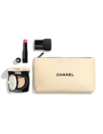 Chanel | CoCo Chanel, Chanel Makeup | David Jones - Healthy Glow Touch-Up Set