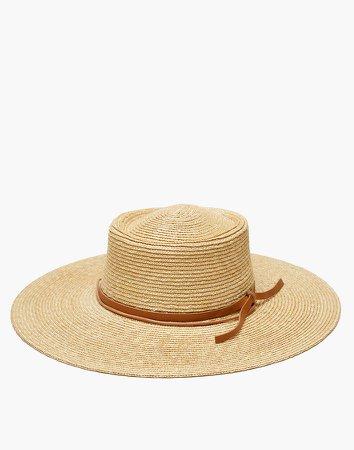 WYETH Straw Sage Hat