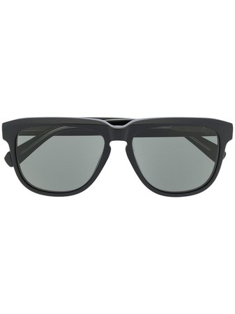 Brioni Square Frame Glasses - Farfetch