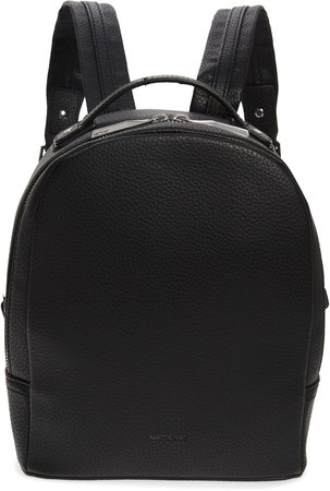 Olly Vegan Leather Backpack