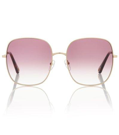 Oversized Sunglasses - Chloé | Mytheresa