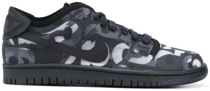 x Nike Dunk Monogram low-top sneakers