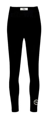 AHA Black Legging