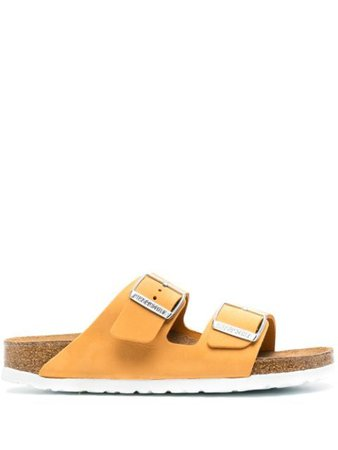 Birkenstock Arizona strap sandals orange 1018838 - Farfetch