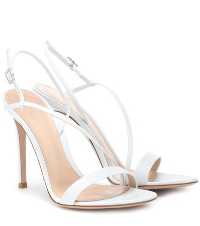 Manhattan leather sandals