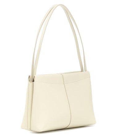 Wandler - Carly Mini leather shoulder bag | Mytheresa