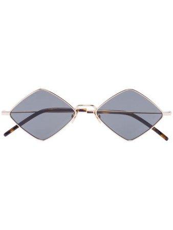 Saint Laurent Eyewear diamond sunglasses - Shop Online. Same Day Delivery in London