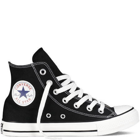 Converse All Star Black And White Shoe