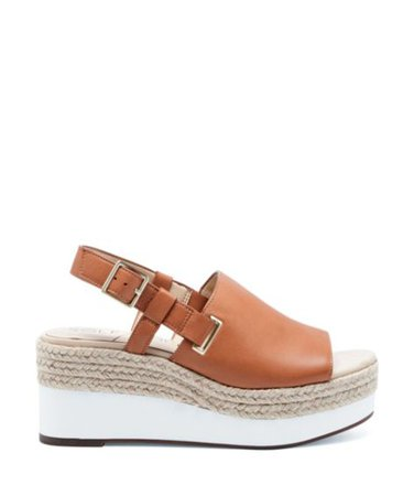 Sole Society Ayelani Sport Wedge | Sole Society Shoes, Bags and Accessories brown