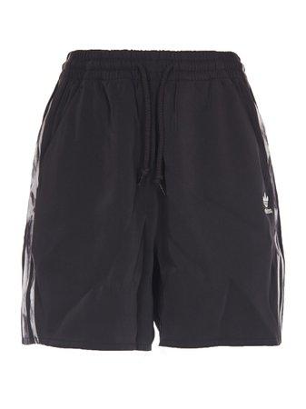 Adidas Originals Adidas Originals-danielle Cathari Black Shorts