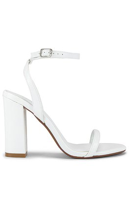 RAYE Valerie Heel in White | REVOLVE