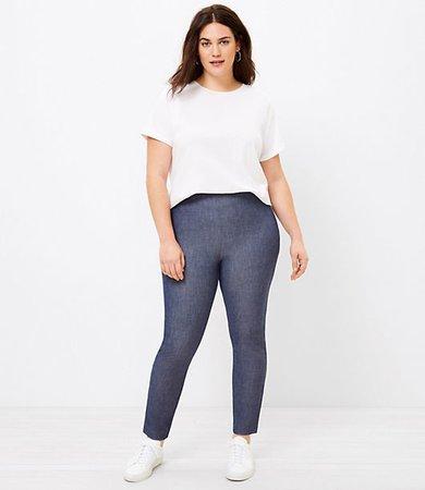 Hw Monica Side Zip Skinny-Plus