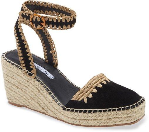 Global Wedge Sandal