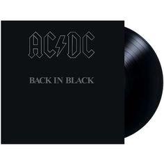 record vinyl ACDC