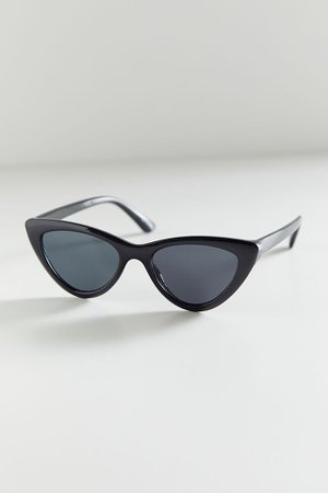 Diana Plastic Cat-Eye Sunglasses | Urban Outfitters