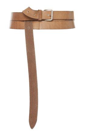 Isabel Marant Judd Leather Belt Size: M