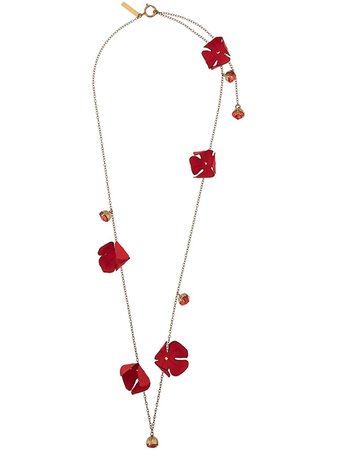 Marni Flora Long Necklace | Farfetch.com