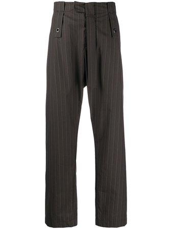 Craig Green Pantalon Droit à Rayures - Farfetch
