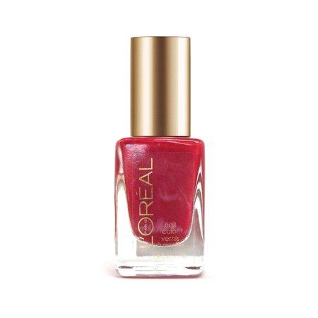 L'Oreal Paris Colour Riche Nail Color Devil Wears Red 420