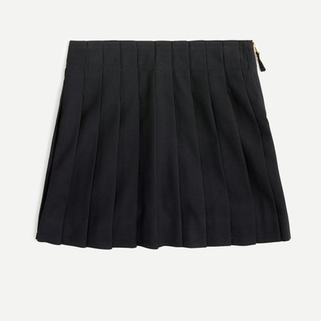 J.Crew: Girls' Pleated Skirt