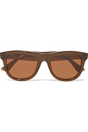 Bottega Veneta | D-frame acetate sunglasses | NET-A-PORTER.COM