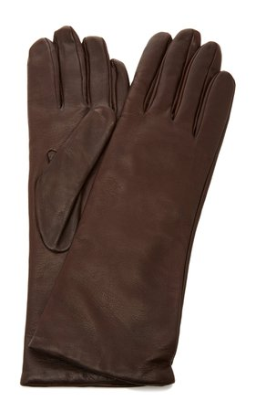 Clyde Classic Lambskin Gloves Size: 6