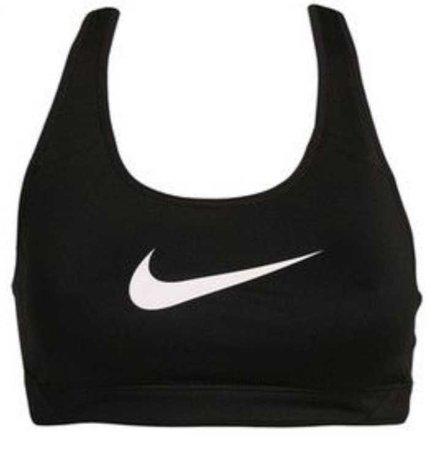 Nike Sport Bra - Black