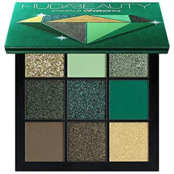 Emerald Eyeshadow Palette