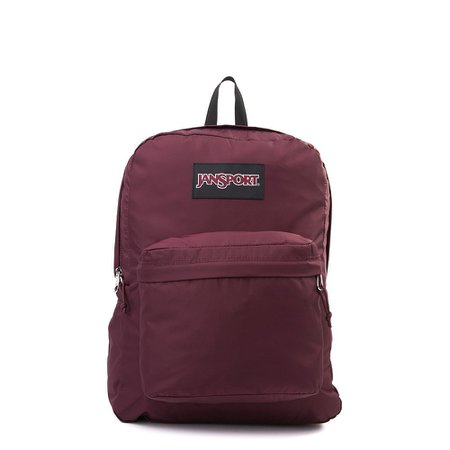 JanSport Superbreak Plus Backpack - Dried Fig | Journeys