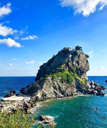Grecian Island