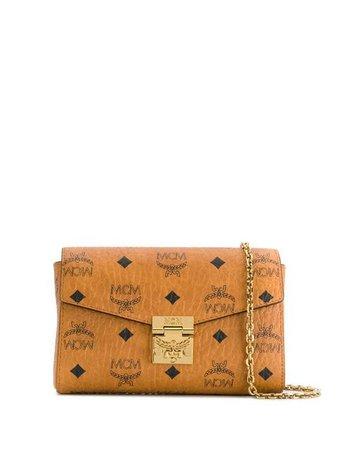 MCM Millie Crossbody Bag - Farfetch