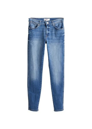 MANGO Push-up Uptown jeans