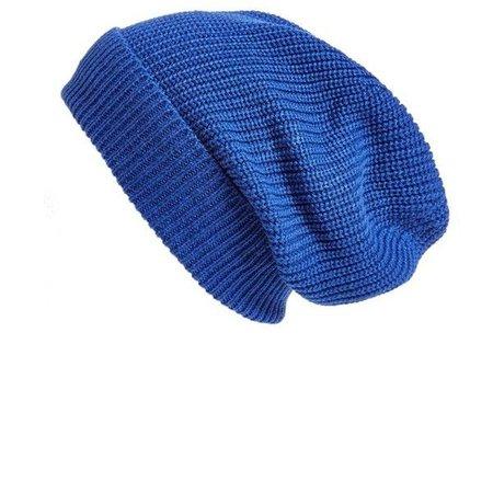 Light Blue Beanie