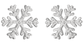 STYLE Winter Wonderland Christmas Special Earring