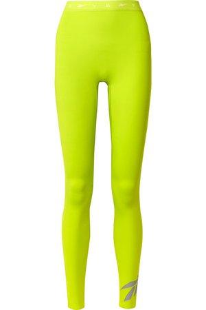 Reebok X Victoria Beckham   Legging stretch fluo   NET-A-PORTER.COM